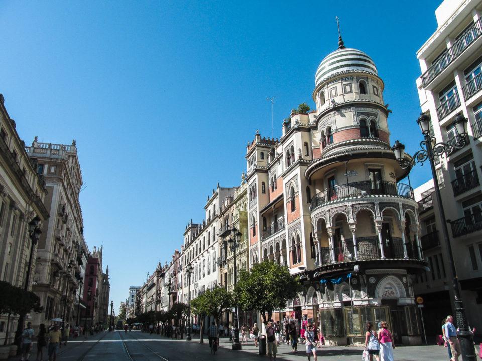 Spanien, Sevilla