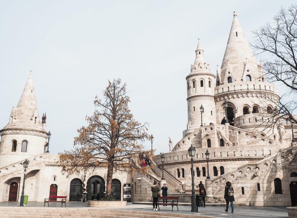Budapest, Ungarn, Fischerbastei