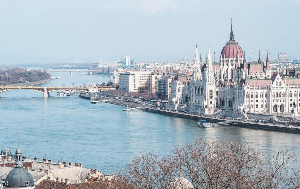 Budapest Aussichten