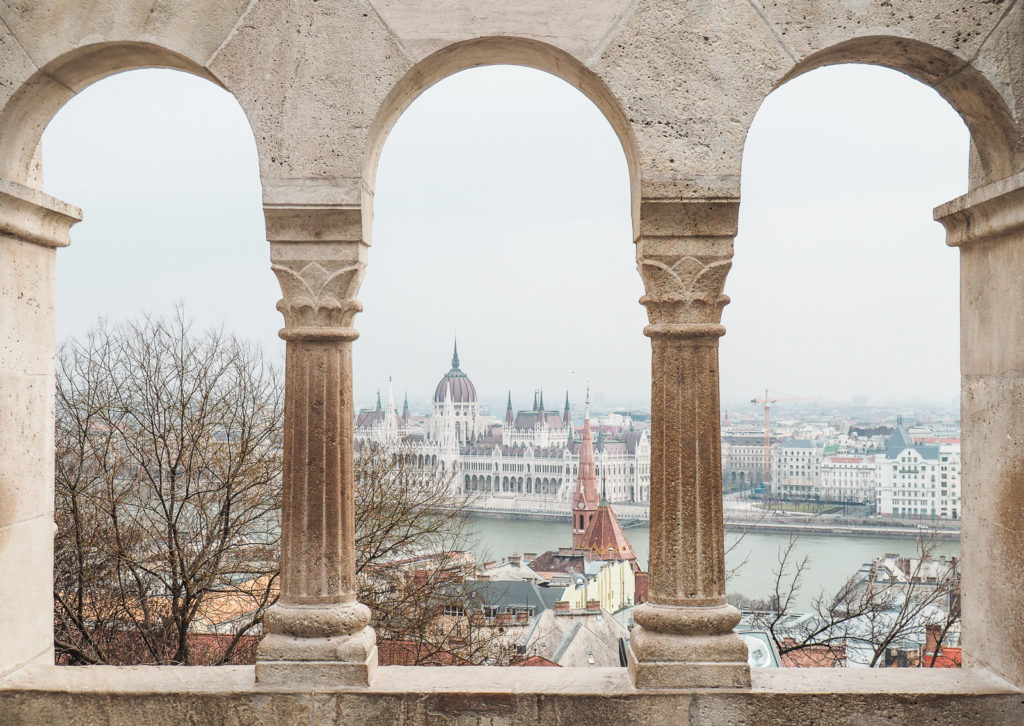 Budapest Aussicht