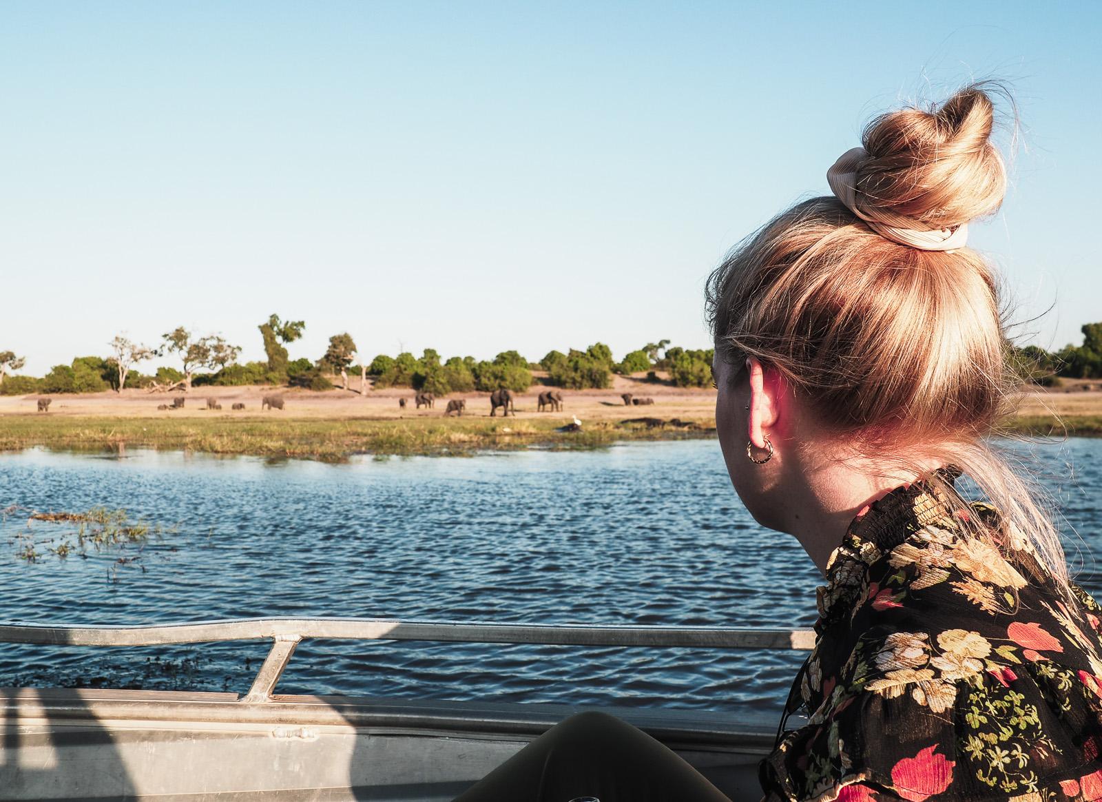 Afrika, Botswana, Anna