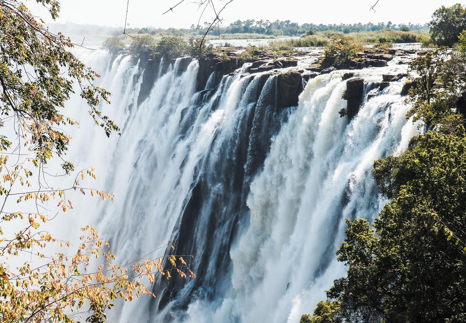 Sambia, Victoria Falls