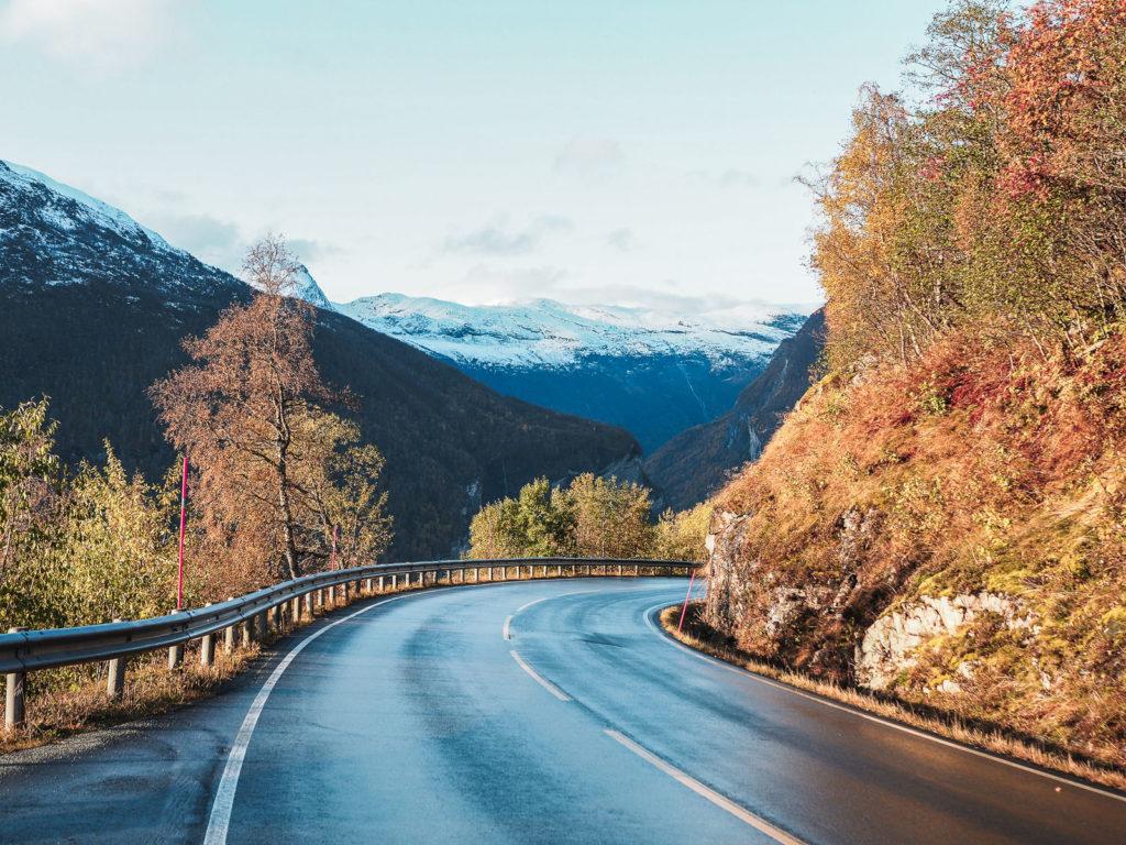 Norwegen, Geirangerfjord