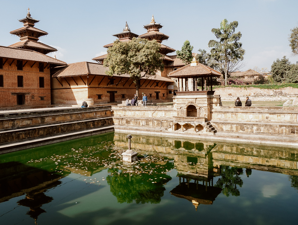 Nepal-Kathmandu-Patan