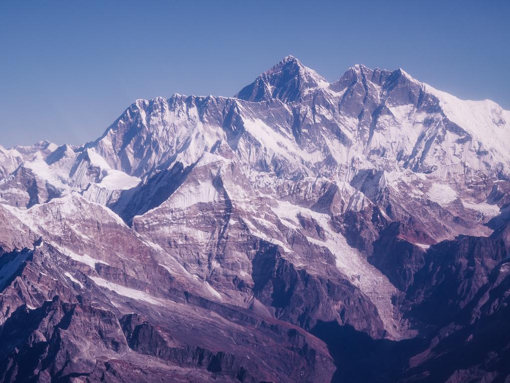 Nepal-Kathmandu-Everest