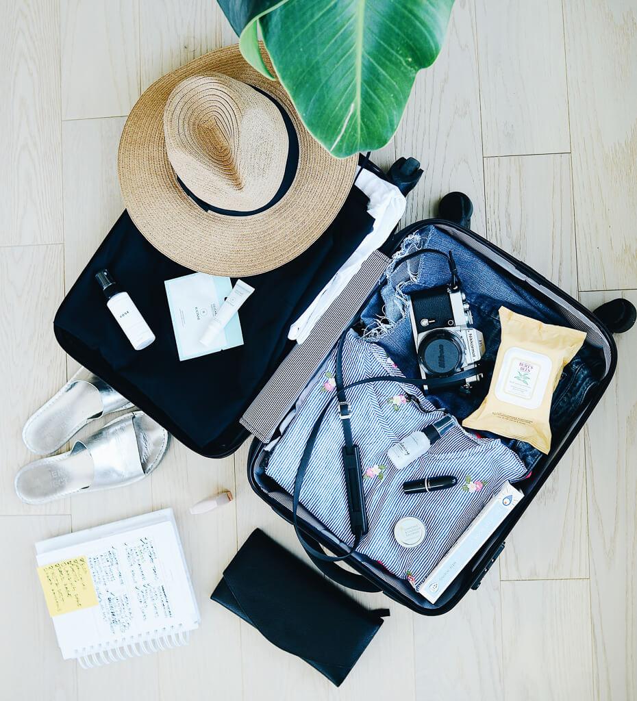 Reisebasics, Gepäck