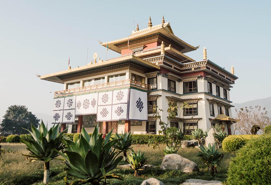 Neydo Monastery, Nepal