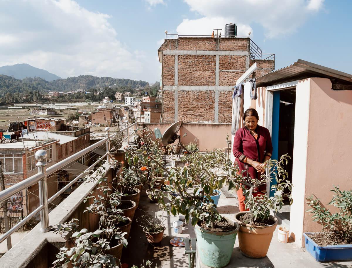 Nepal-Homestay