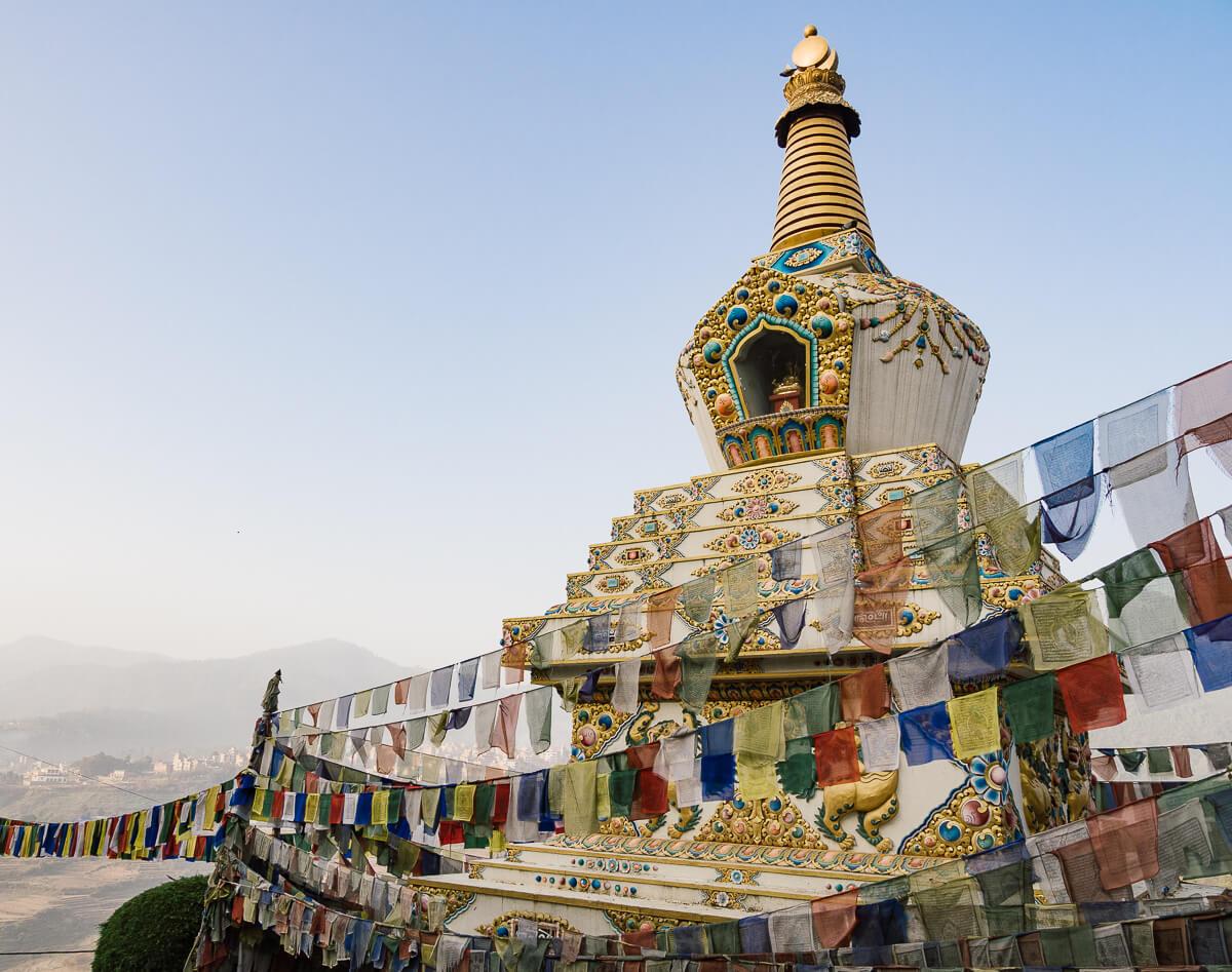 Nepal-Kloster
