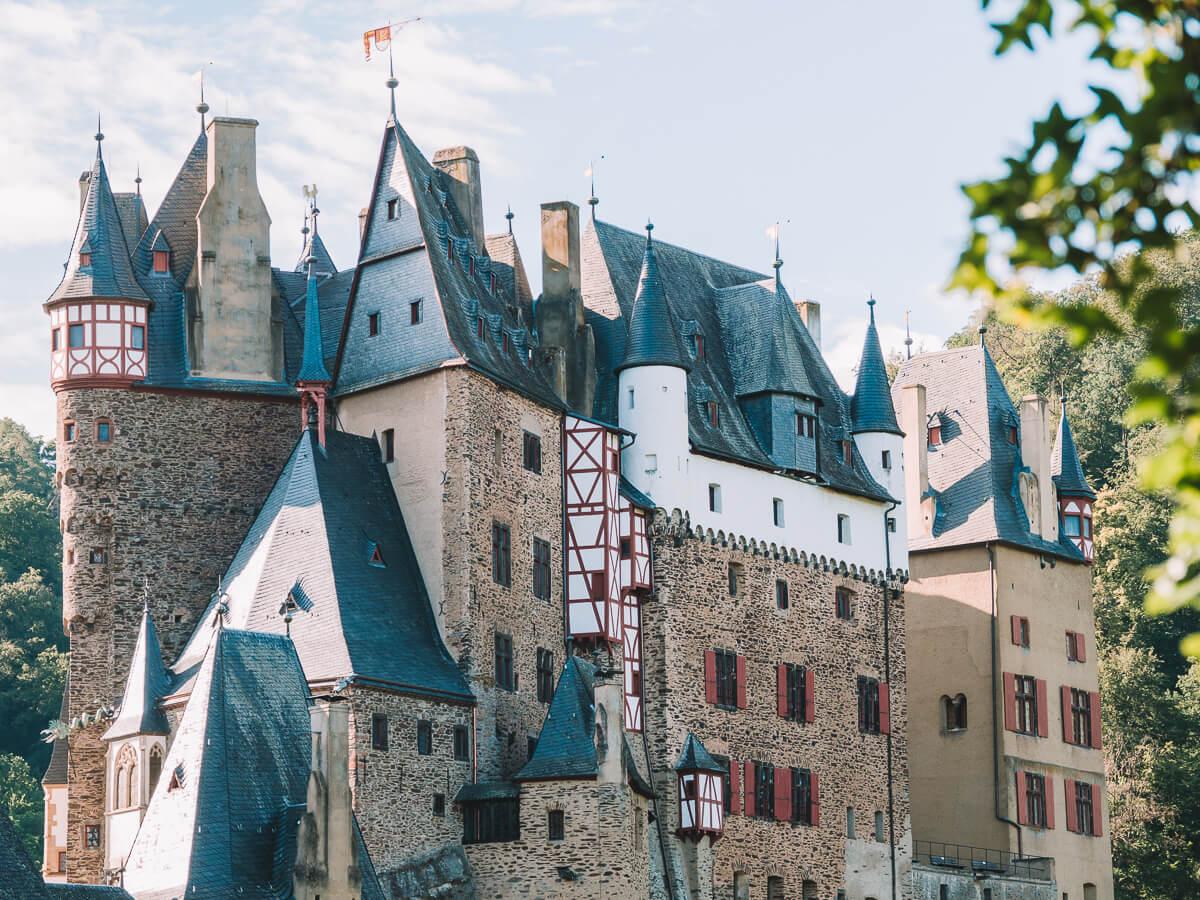 Burg Eltz, Deutschland
