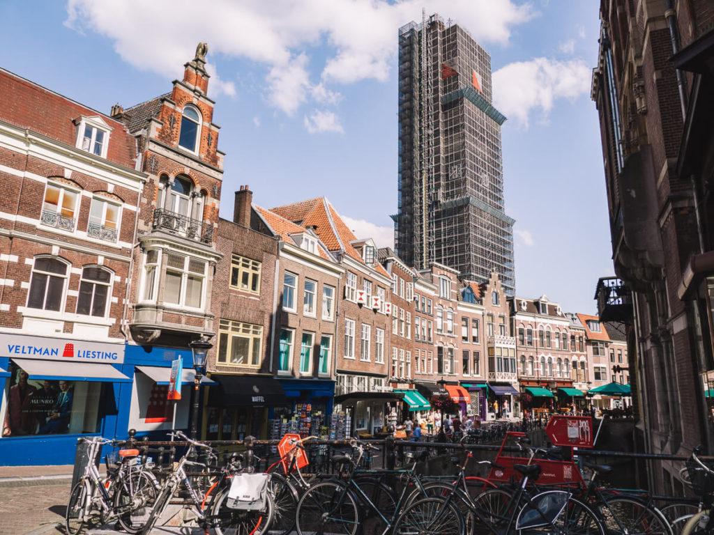 Utrecht Sehenswürdigkeiten - Domturm