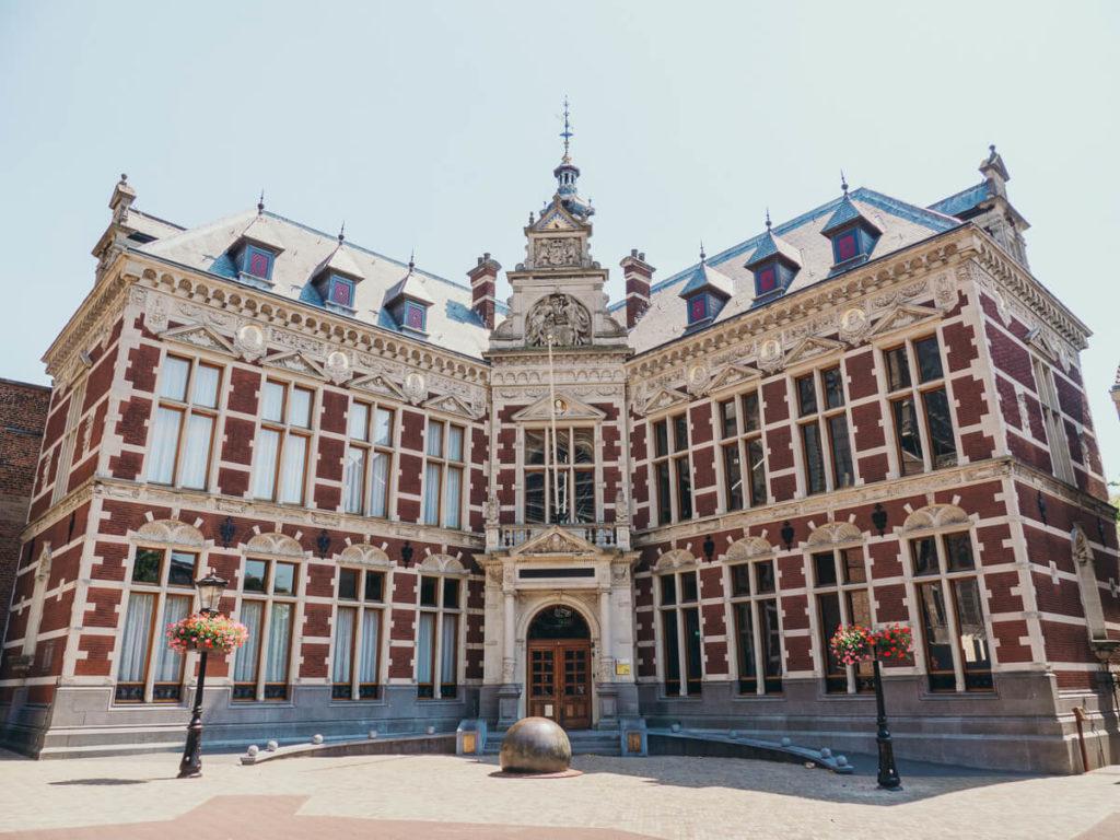 Utrecht Sehenswürdigkeiten-Universität