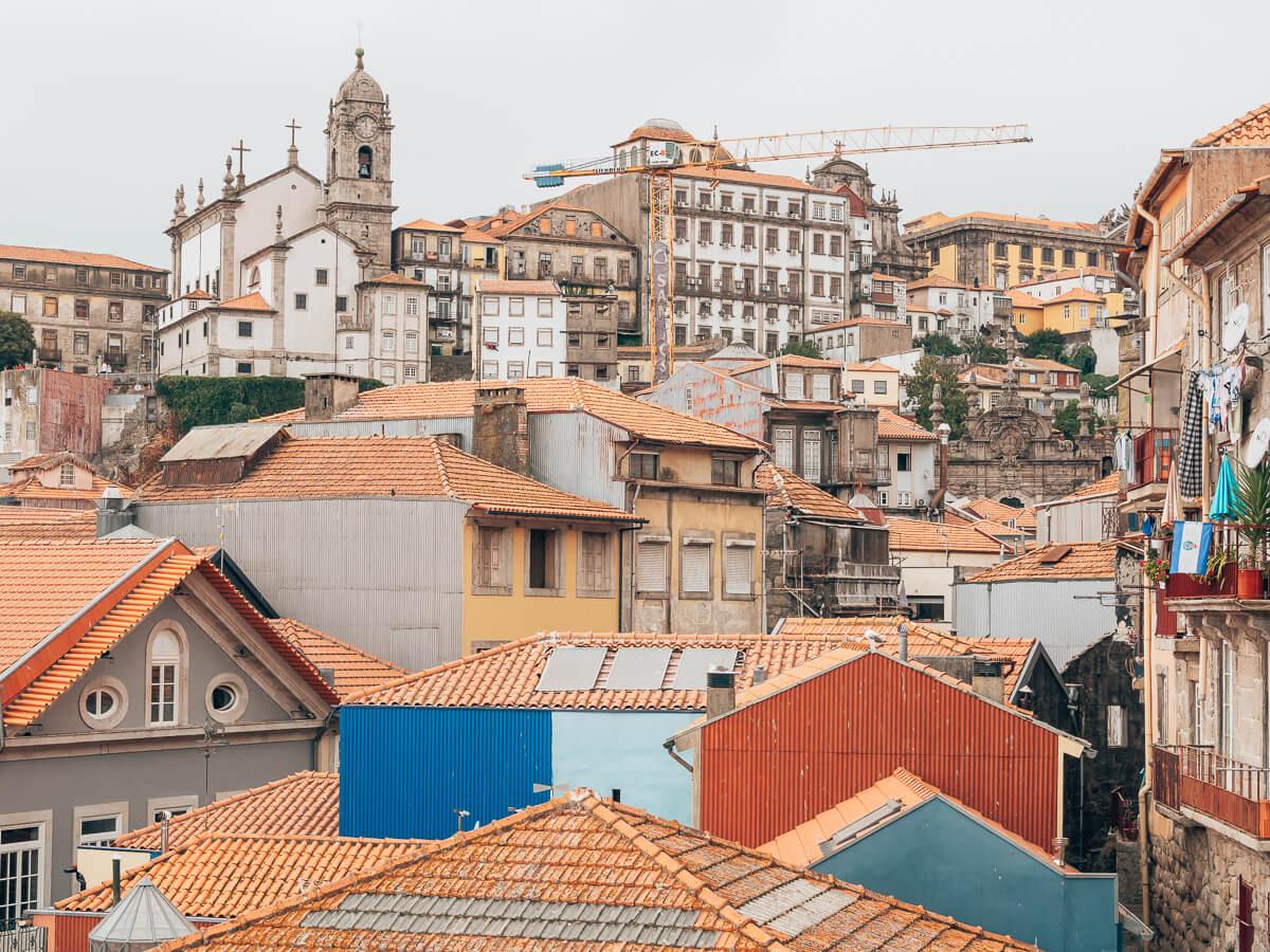 Porto Aussichten
