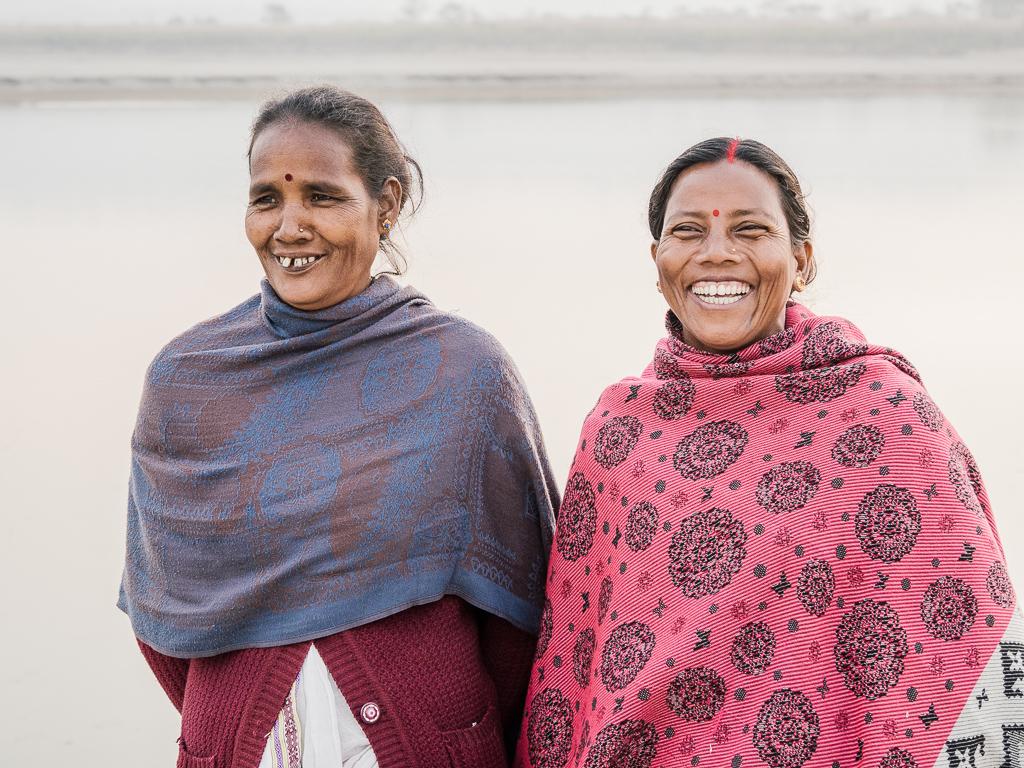 Nepal Rundreise - Einheimische