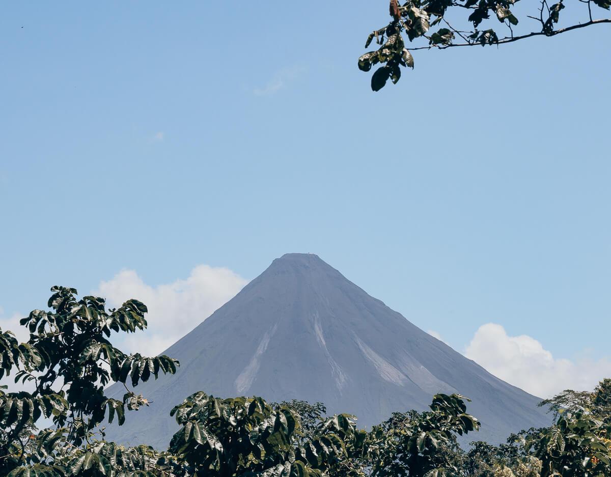 Costa Rica- Vulkan Arenal