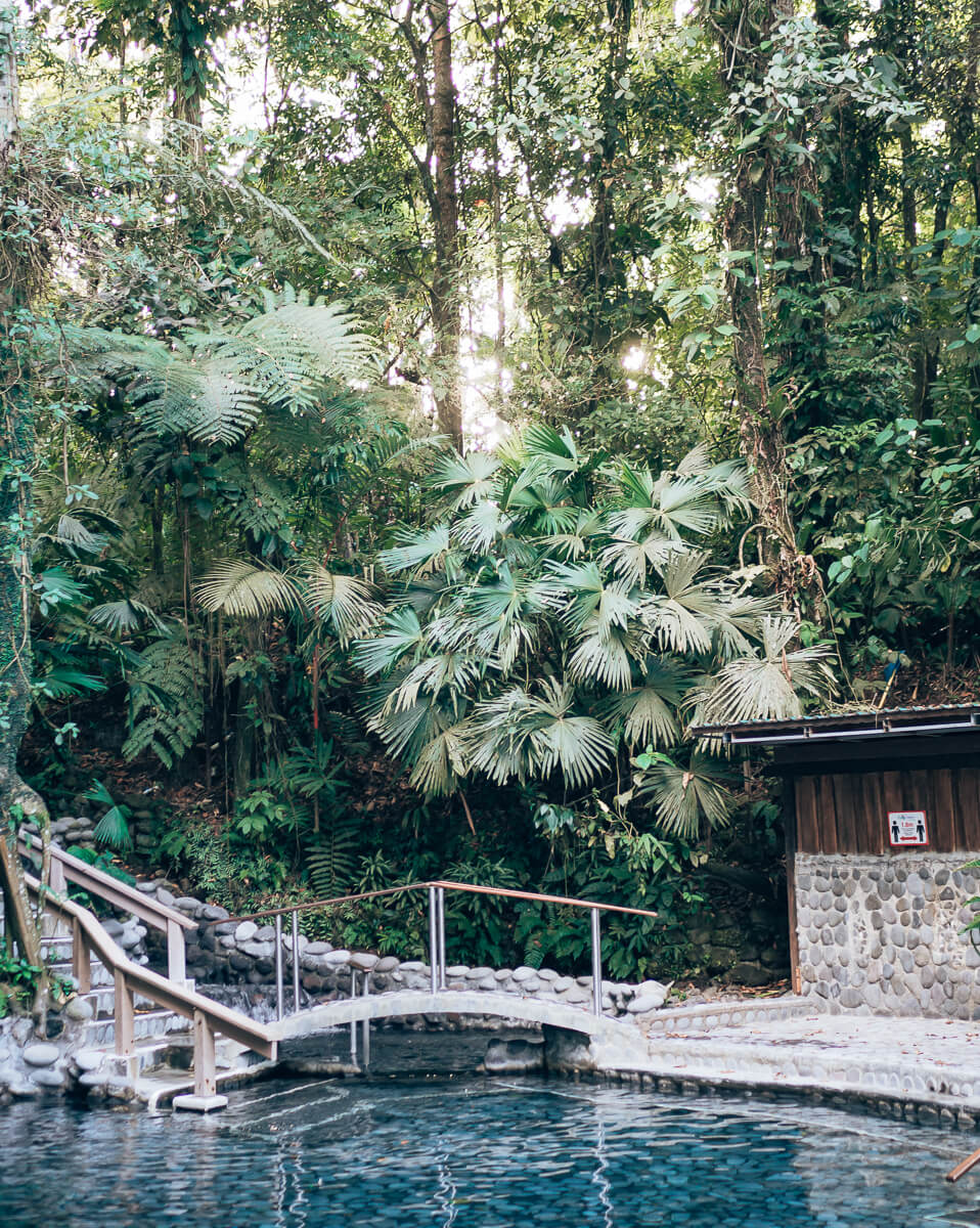 Costa Rica-Hot Springs