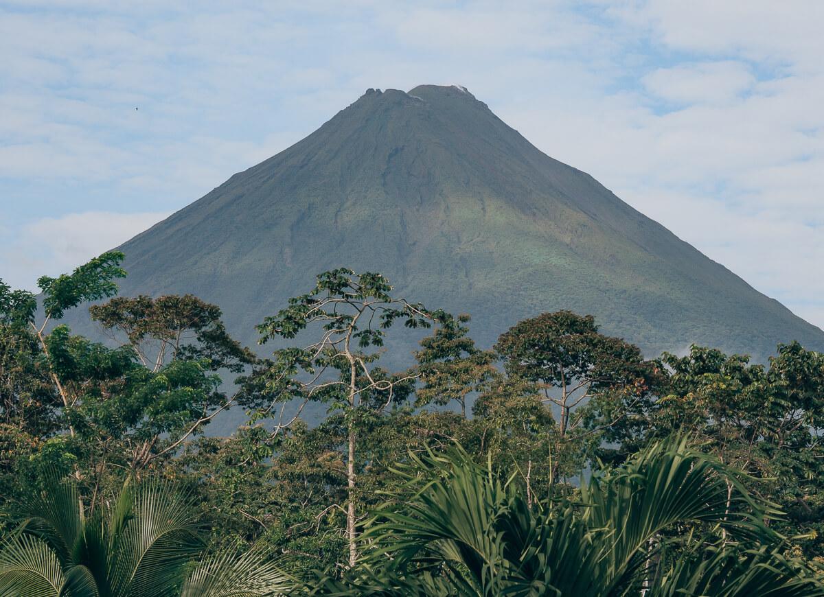 Costa Rica-Vulkan Arenal