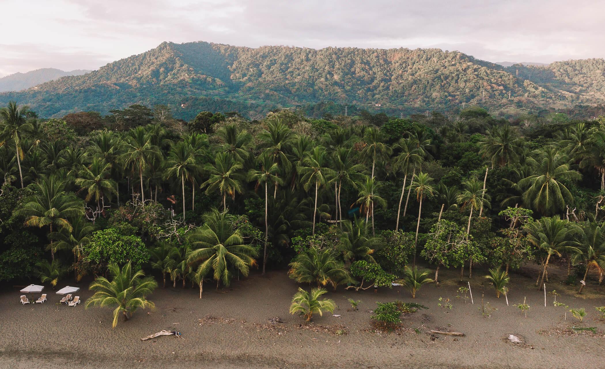 Costa Rica-Pazifikkueste