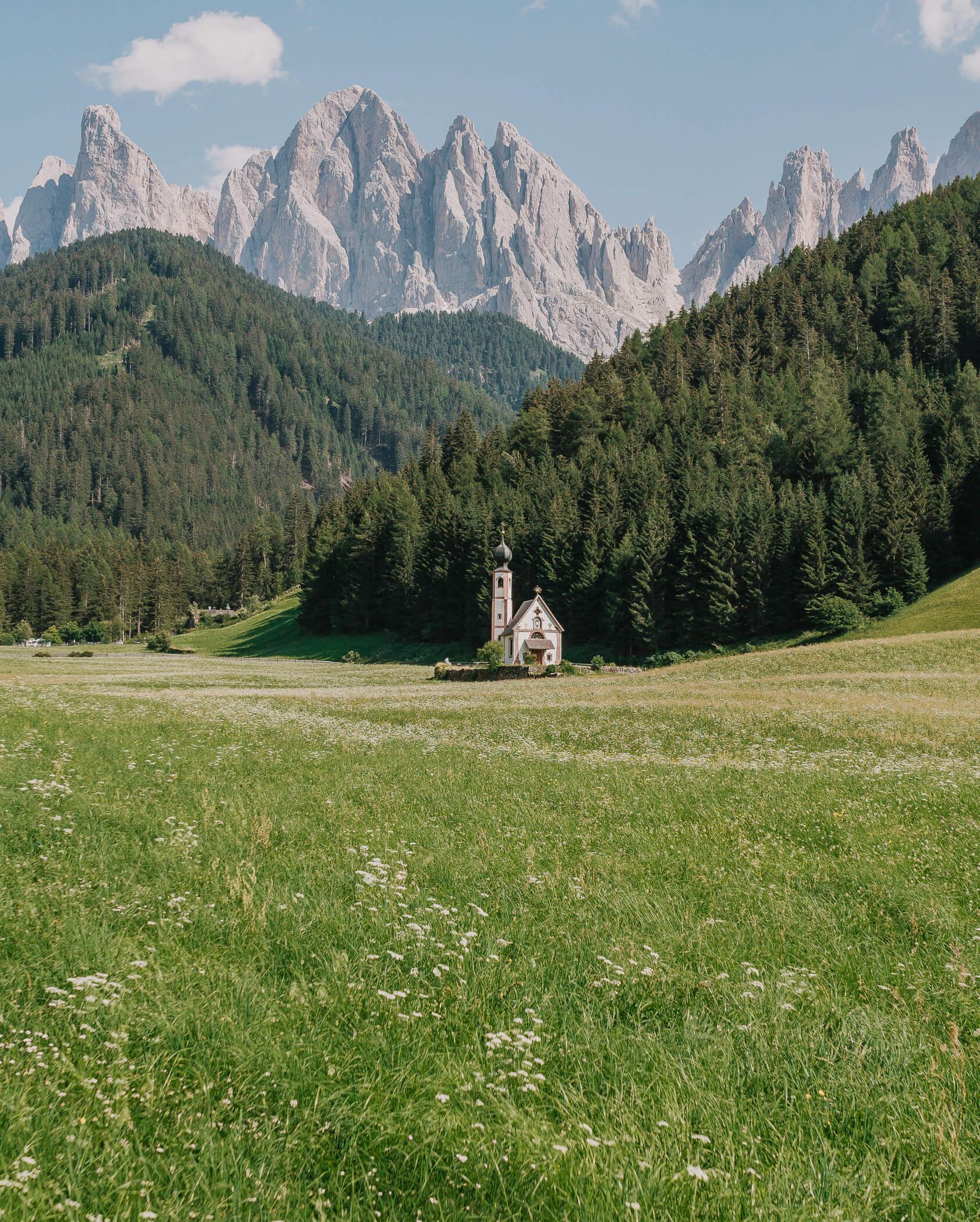 St. Magdalena, Südtirol
