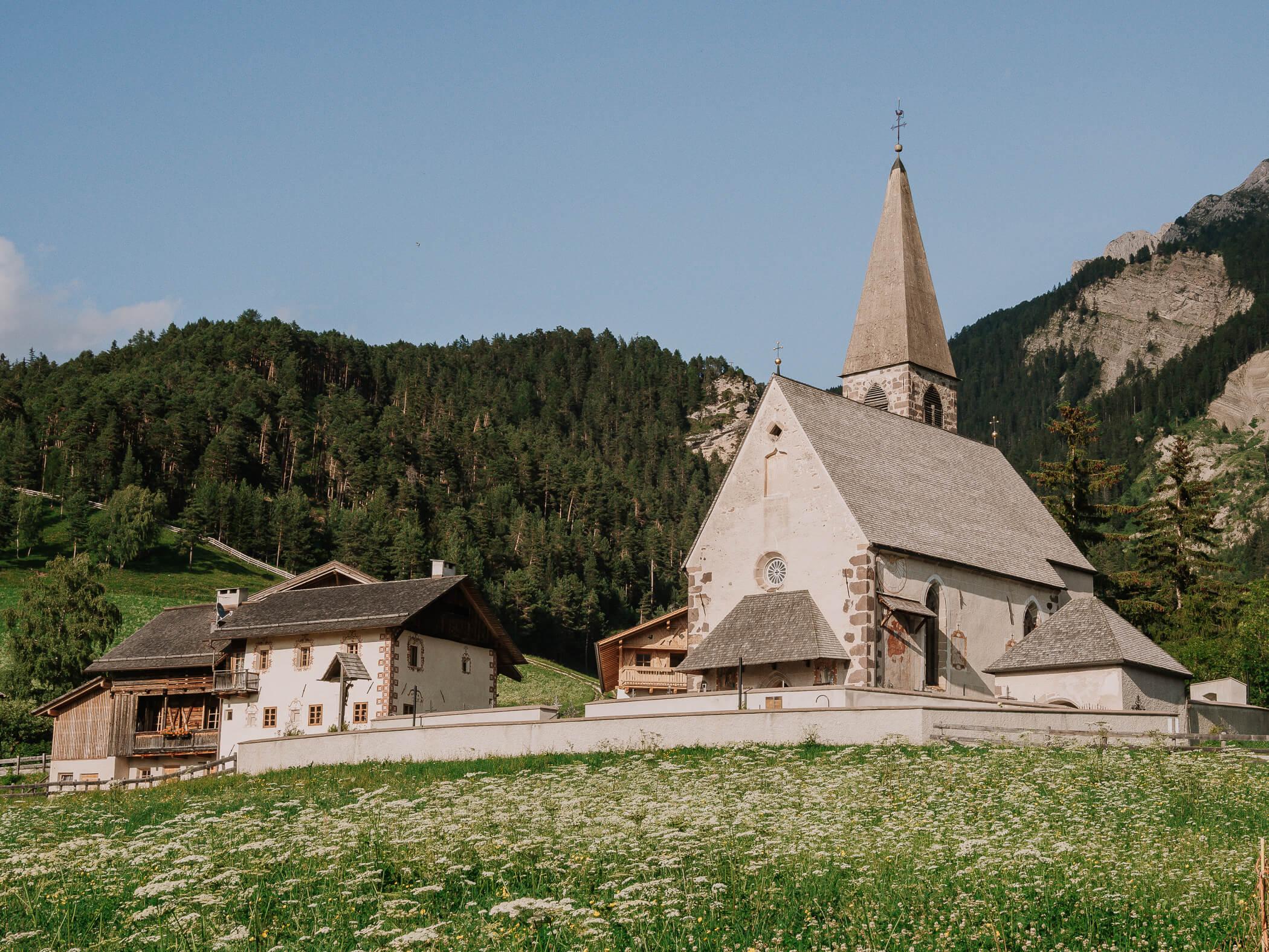 St. Magdalena im Villnösstal